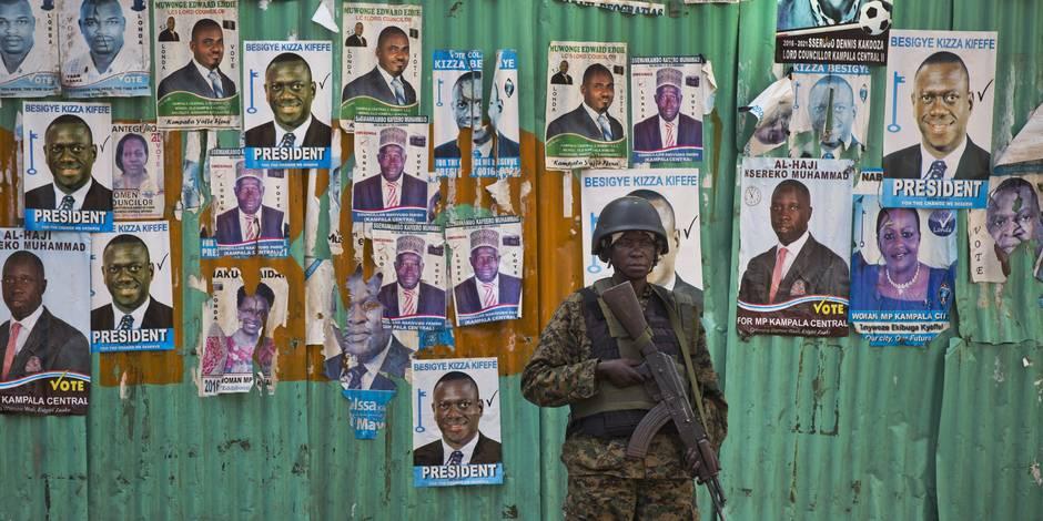 Diplomatie pour les nuls: le président ougandais Museveni se mugabise - La Libre