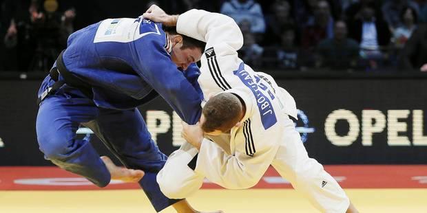 Judo: Joachim Bottieau, le plus fort à Düsseldorf - La Libre