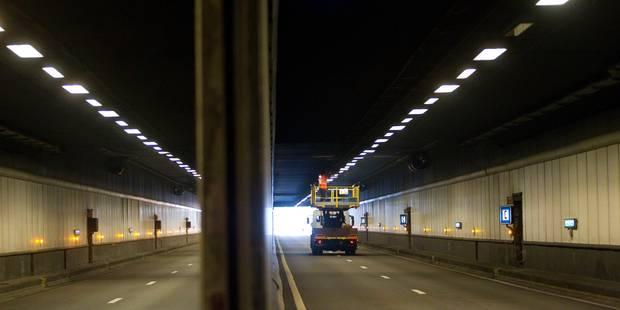 Le tunnel Montgomery doit fermer dans les deux sens par mesure de sécurité - La Libre