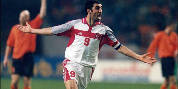 Turquie: l'ex-star du foot et bourreau des Diables à l'Euro 2000 Hakan Sükür condamné à la prison? - La Libre