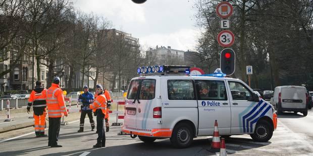 Tunnels bruxellois: les deux Woluwe et Etterbeek préparent des arrêtés de police pour le tunnel Montgomery - La Libre