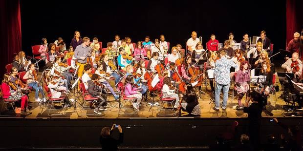 L'orchestre contre l'exclusion - La Libre