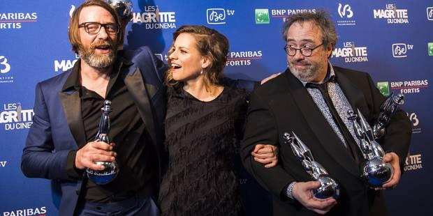 """Deux Magritte à des acteurs flamands: Milquet est """"perplexe"""" - La Libre"""
