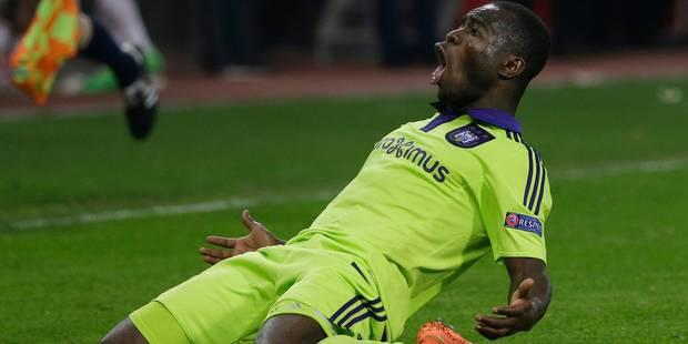Anderlecht va chercher la qualification malgré un arbitrage désastreux (1-2)! - La Libre