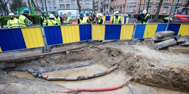Tunnels bruxellois : les accès au rond-point Montgomery restent ouverts - La Libre