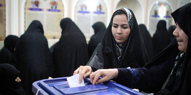 Iran : les réformateurs sur le point de remporter les 30 sièges de Téhéran - La Libre