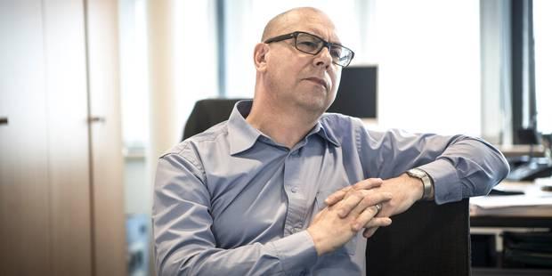 """Marc Leemans (CSC) : """"L'augmentation des pensions ne vaut même pas une aumône"""" - La Libre"""