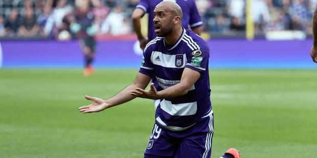 Anthony Vanden Borre dans la sélection des espoirs d'Anderlecht - La Libre