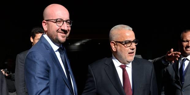 Les illégaux marocains seront renvoyés plus rapidement au pays - La Libre