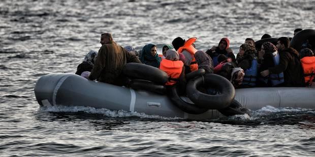Trafic maritime de migrants : des cargos pour l'enfer - La Libre