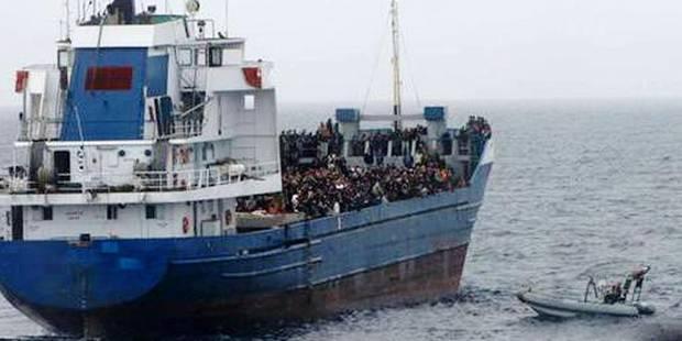 Trafic de migrants : des bateaux-poubelles qui valent de l'or - La Libre