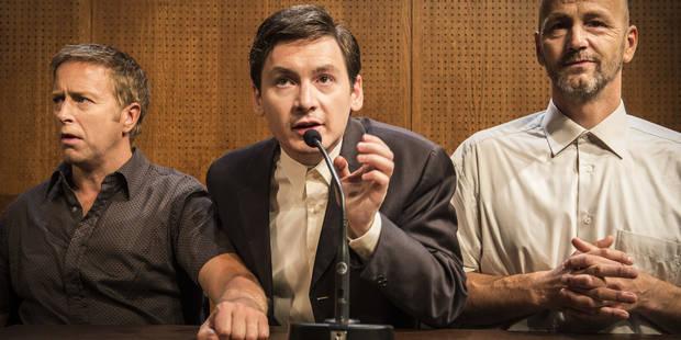 """""""Tigern"""" au Théâtre National, une fable drôle et forte sur l'accueil qu'on fait à """"l'Etranger"""" - La Libre"""