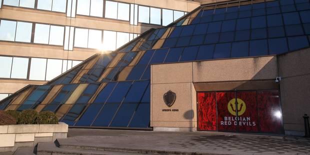L'Union belge de football visée par une enquête judiciaire - La Libre