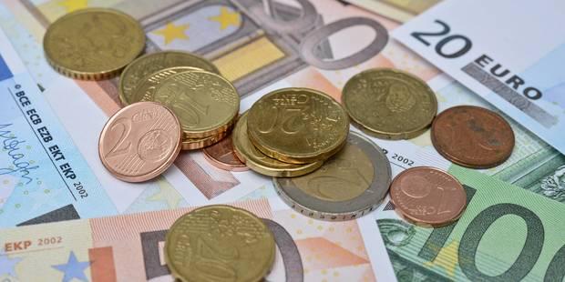 b4894b6df25a42 Taux négatifs   les banques belges dans le même esprit que la BCE - La Libre