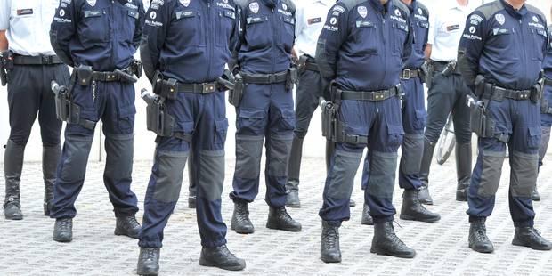 La police va engager 1.400 aspirants inspecteurs en 2016 et 2017 - La Libre