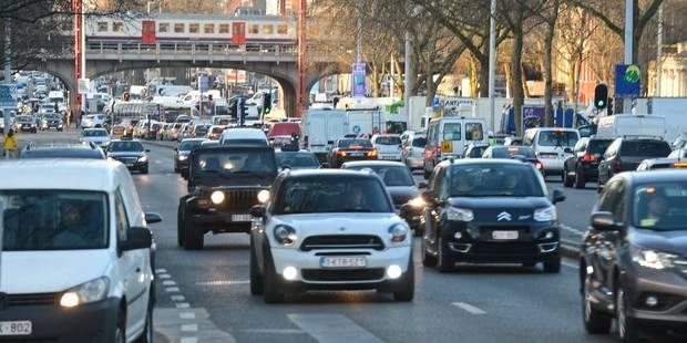 Tunnels fermés, RER en rade, bouchons en hausse...: les patrons belges lancent des pistes de solutions - La Libre
