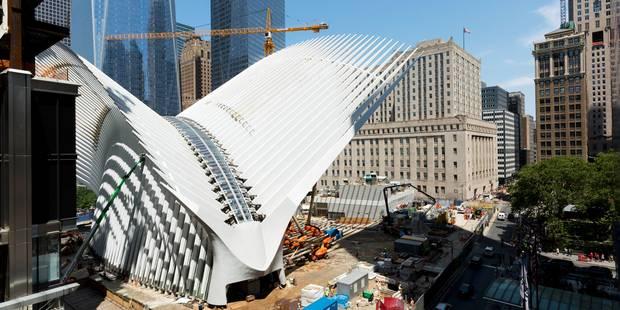 USA: la gare la plus chère du monde ouvrira au World Trade Center - La Libre
