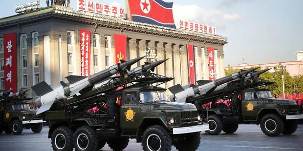 Tirs nord-coréens après de nouvelles sanctions contre Pyongyang - La Libre