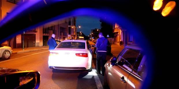 La police ouvre le feu sur une voiture à Uccle - La Libre