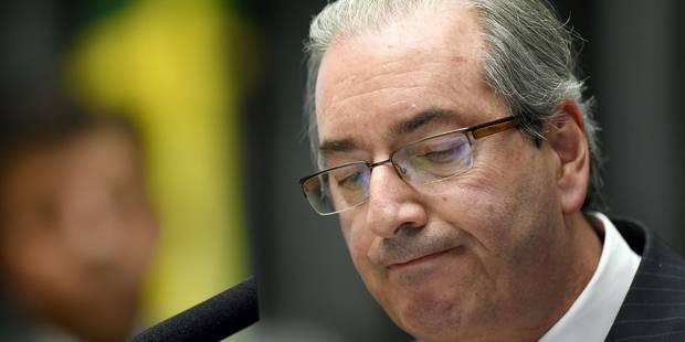 Brésil: le président de l'Assemblée sera jugé pour corruption dans l'affaire Petrobras - La Libre