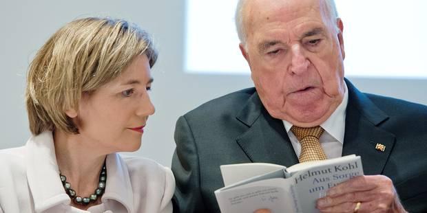 Helmut Kohl veut ruiner son ex-biographe - La Libre