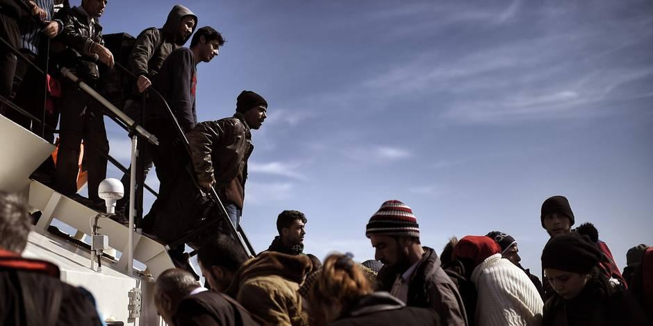 Migrants : l'île de Lesbos est hantée par la crainte de l'engorgement