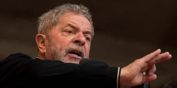 Corruption au Brésil : la police délivre un mandat d'arrêt contre l'ex-Président Lula - La Libre