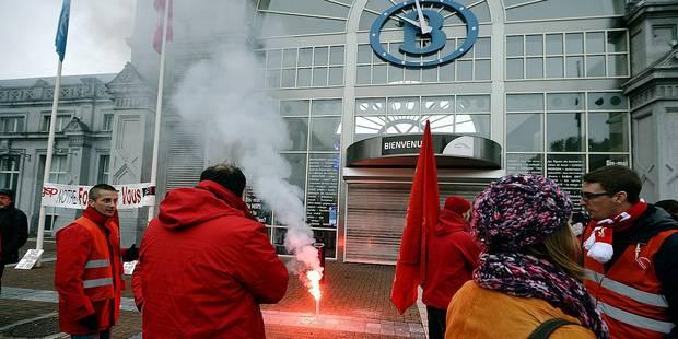 Le droit de grève mis sous pression - La Libre