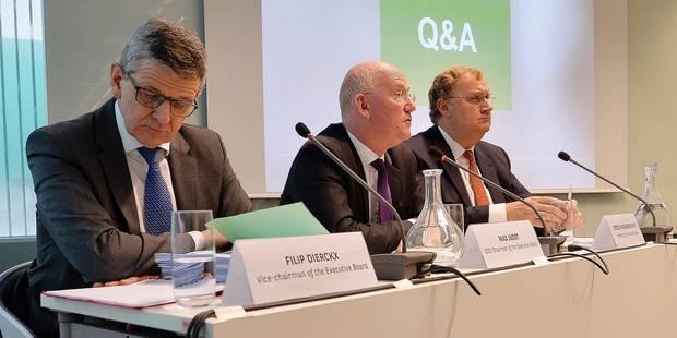 Les taux d'intérêt scelleront l'avenir de BNP Paribas Fortis - La Libre