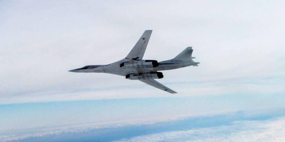 """Bombardiers russes en mer du Nord: """"Un peu plus loin et on est à Coxyde"""""""