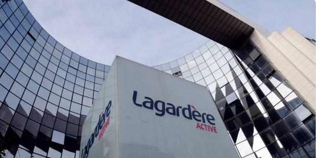 Lagardère : plan de 220 départs volontaires dans la branche presse - La Libre