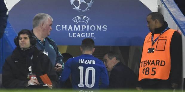 Hazard fâche à nouveau les supporters de Chelsea - La Libre