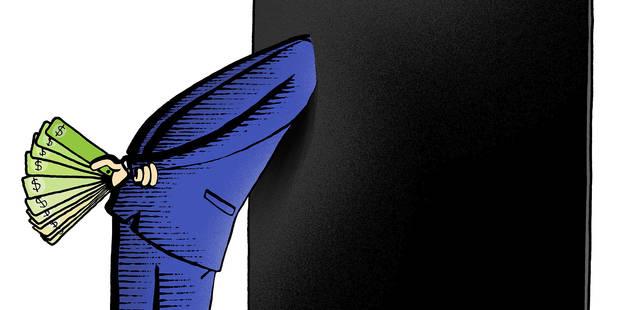 Le noir dessein d'Anish Kapoor - La Libre