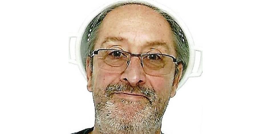 Victor le pastafarien voulait se coiffer d'une passoire sur sa carte d'identité - La Libre
