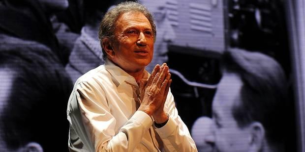Michel Drucker a confirmé l'arrêt de Vivement Dimanche - La Libre