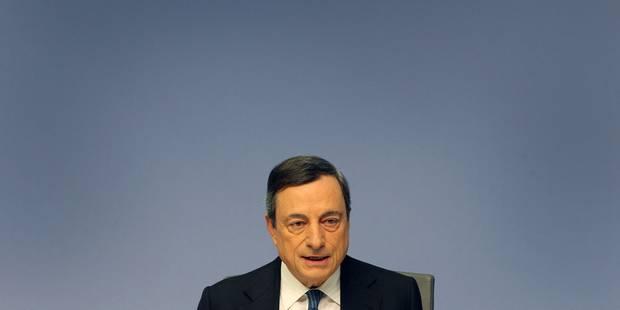 Stratégie de la BCE: quel impact pour l'épargnant et l'emprunteur? - La Libre