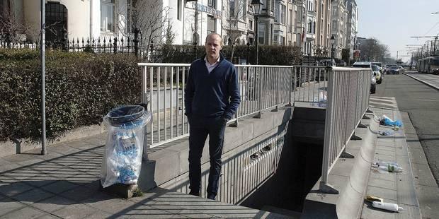 """Un tunnel pour piétons """"délabré"""" et """"mal fréquenté"""" - La Libre"""