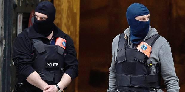 """Pas touche aux budgets """"sécurité"""" - La Libre"""