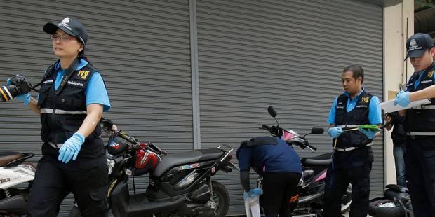 Thaïlande: huit morts dans une banque après le déclenchement du système anti-incendie - La Libre