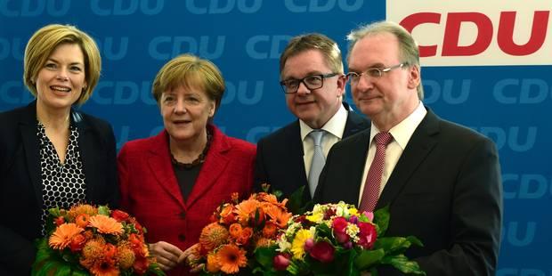 Elections en Allemagne: Berlin maintient sa politique sur les migrants malgré la défaite - La Libre