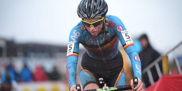 Dopage mécanique: Femke Van den Driessche arrête le cyclo-cross - La Libre