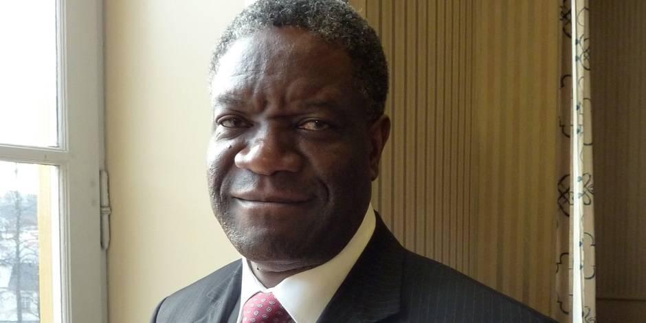 Le Dr Denis Mukwege interdit de conférence de presse à Kinshasa