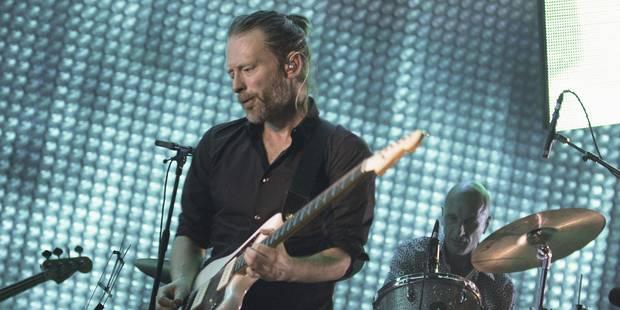 Radiohead dévoile les dates de sa tournée 2016 - La Libre