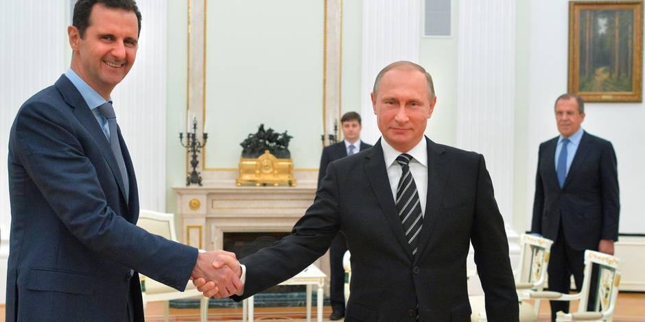 La Russie se retire de Syrie: quel est le but de Poutine?