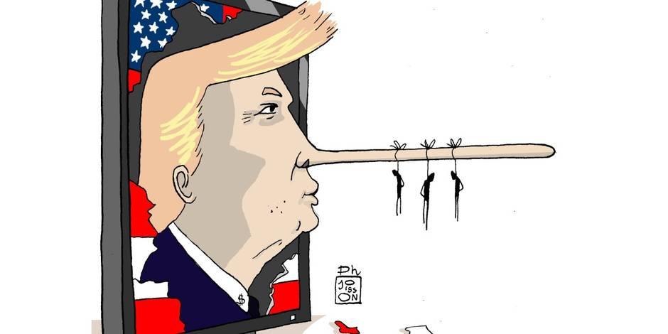 Elections US: Donald trompe