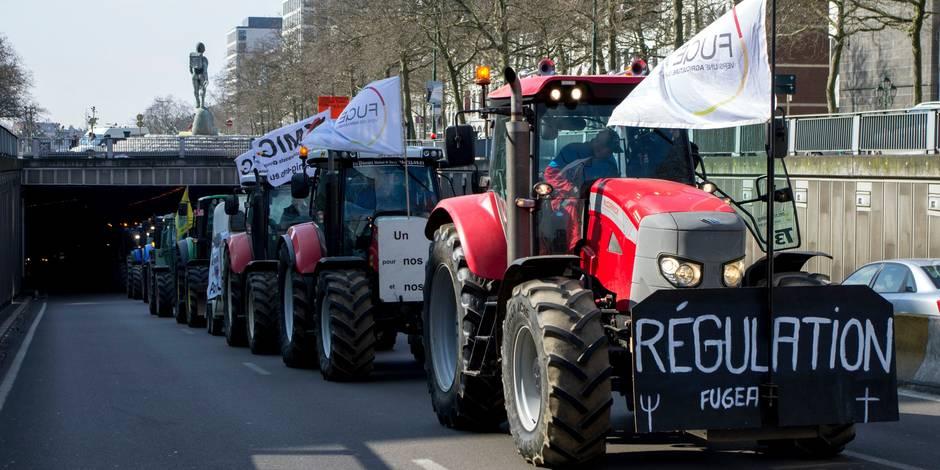 Un agriculteur peut-il encore s'en sortir en Belgique? - La Libre