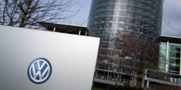 Tricherie antipollution : Volkswagen accusé d'avoir détruit des preuves aux Etats-Unis - La Libre