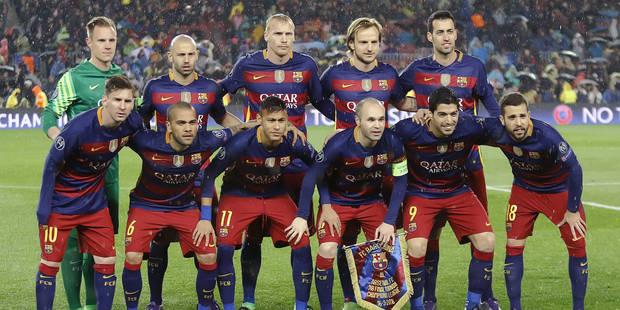 Champions League: le PSG tire City, gros choc entre le Barça et l'Atlético - La Libre