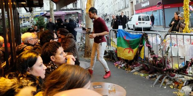 """Abdeslam arrêté """"vivant"""": les victimes des attentats de Paris soulagées et en quête de justice - La Libre"""