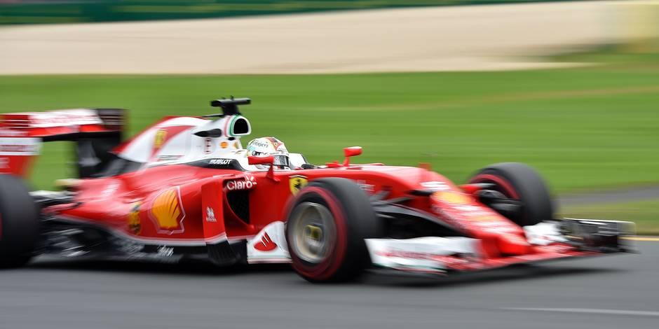 Début de la saison F1: seule Ferrari peut relancer le suspense sur la piste - La Libre